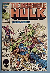 The Incredible Hulk Comics - July 1986 (Image1)