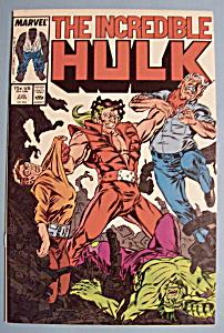 The Incredible Hulk Comics - April 1987 (Image1)