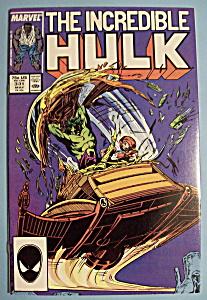 The Incredible Hulk Comics - May 1987 (Image1)