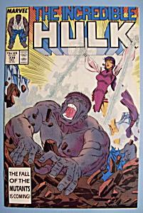 The Incredible Hulk Comics - December 1987 (Image1)