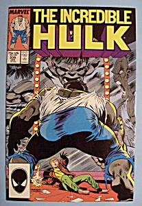 The Incredible Hulk Comics - January 1988