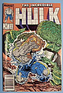 The Incredible Hulk Comics - April 1988