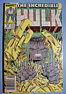 The Incredible Hulk Comics - May 1988