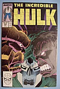 The Incredible Hulk Comics - December 1988 (Image1)