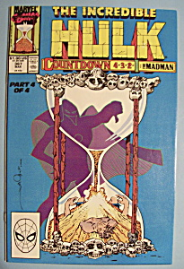 The Incredible Hulk Comics - March 1990 (Image1)