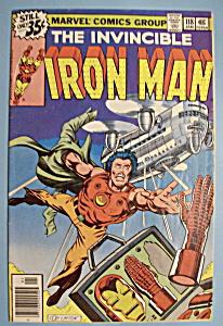 Iron Man Comics - Jan 1979 (Image1)