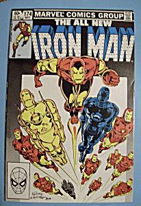 Iron Man Comics - September 1983 - Armor Chase (Image1)
