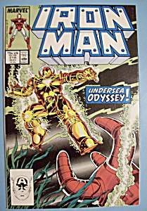 Iron Man Comics - May 1987 - Deep Trouble (Image1)