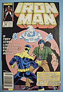 Iron Man Comics - July 1987 - Ghost Of A Chance (Image1)