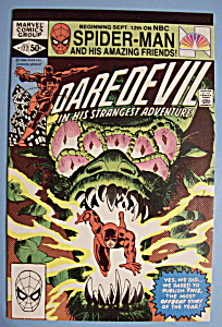 Daredevil Comics - December 1981 (Image1)