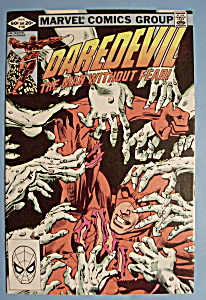 Daredevil Comics - March 1982 - The Damned (Image1)