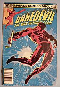 Daredevil Comics - August 1982 - Guts