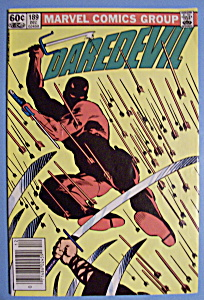 Daredevil Comics - December 1982 - Siege (Image1)