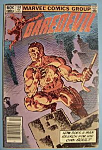 Daredevil Comics - February 1983 - Roulette (Image1)