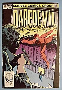 Daredevil Comics - March 1983 (Image1)