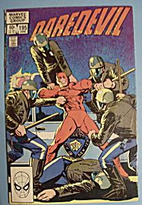 Daredevil Comics - June 1983 - Betrayal (Image1)