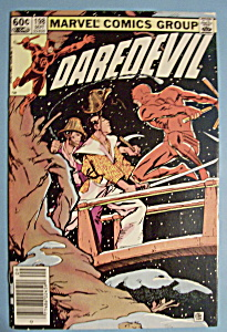 Daredevil Comics - September 1983 - Touch Of A Stranger