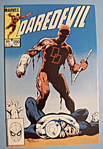 Daredevil Comics - November 1983 - Redemption