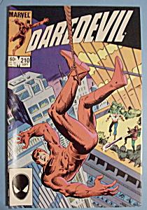 Daredevil Comics - September 1984 - Survivor (Image1)