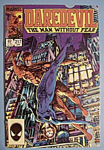 Daredevil Comics - April 1985 - The Sight Stealer (Image1)