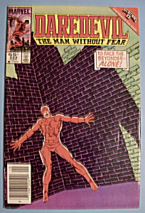 Daredevil Comics - October 1985 - The Price (Image1)