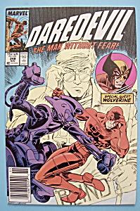 Daredevil Comics - November 1987 - Wolverine (Image1)