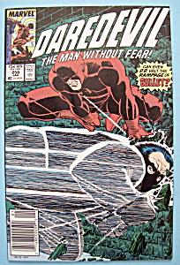 Daredevil Comics - January 1988 - Boom (Image1)