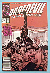 Daredevil Comics - March 1988 - Ground Zero (Image1)