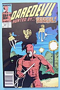 Daredevil Comics - September 1988 - Bengal (Image1)