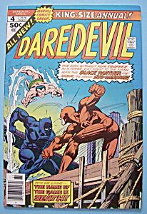 Daredevil Comics -1976 - Annual (Image1)