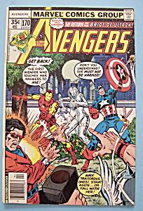 The Avengers Comics - April 1978 - Bride Of Ultron (Image1)