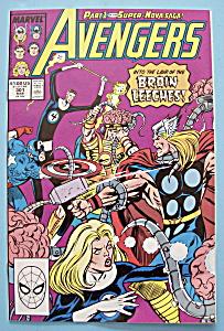 The Avengers Comics - March 1989 - Super Nova Unbound (Image1)