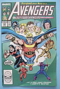 The Avengers Comics - April 1989 - Earth Rocks (Image1)
