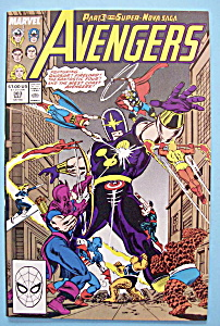 The Avengers Comics - May 1989 - Reckoning