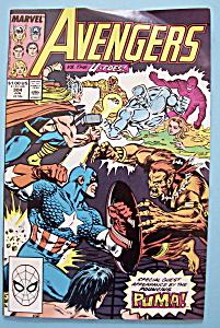 The Avengers Comics - June 1989 - Puma (Image1)
