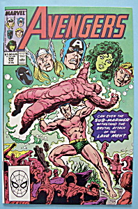 The Avengers Comics - August 1989 - Sub - Mariner (Image1)