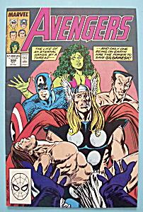 The Avengers Comics - October 1989 - Journey (Image1)