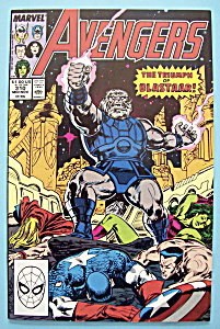 The Avengers Comics - Mid Nov 1989 - Death In Olympia