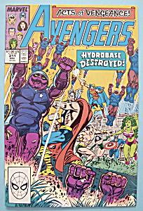 The Avengers Comics - Dec 1989 - Weakest Point (Image1)