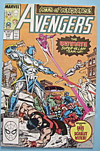 The Avengers Comics - January 1990 - Thieves Honor (Image1)