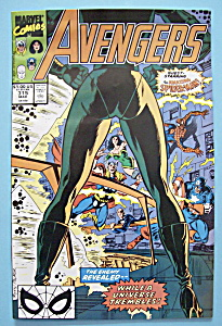 The Avengers Comics - March 1990 - Doomsday Plus One (Image1)