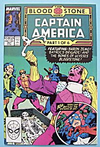 Captain America Comics - Early Sept 1989 - Night Of Sin (Image1)
