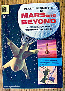 Walt Disney's Mars And Beyond Comic #866-1957 (Image1)