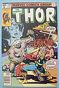 Mighty Thor Comics - Nov 1979 - Asgardian
