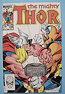 Mighty Thor Comics - December 1983 - Doom