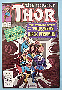 Mighty Thor Comics - Dec 1988 - Black Pyramid