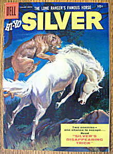 Lone Ranger's Silver Comic #17-Jan-March 1956 (Image1)