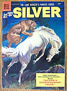 Lone Ranger's Silver Comic #17-Jan-March 1956 (Image1)