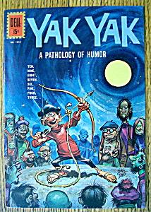 Yak Yak Comic (A Pathology Of Humor) #1348-1962 (Image1)