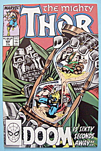 Mighty Thor Comics - Nov 1989 - Doom